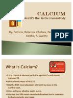 1 Calcium Done