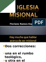 2- La Iglesia Misional