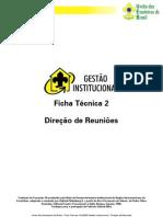 Ficha Tecnica Direcao Reunioes