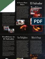 El Salvador Traditions Brochure1