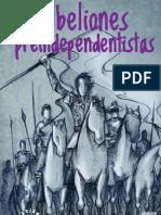 4 Rebeliones Preindependentistas Web