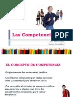 Las Competencias y Pensamiento Complejo