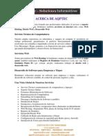 Cotizacion Pagina Web Aqptec