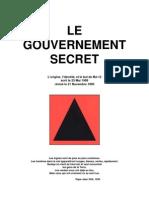 Le Gouvernement Secret - William Milton Cooper