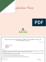 Final Application Form - Klassic
