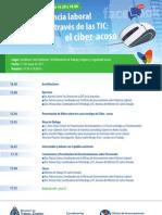 110517 Programa Jornada Ciber Acoso