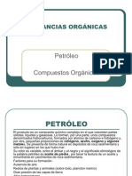SUSTANCIAS ORGÁNICAS