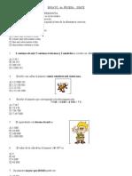 ejercicios SIMCE matematicas