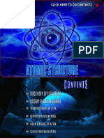 Project on Atomic Structure