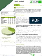 Camson Bio Technologies Ltd - Stock Idea