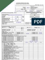 WPS Form (Welding)