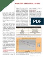 Petroleum Economics Part 1 Oct 2009