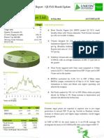 Shree Renuka Sugars Ltd - Q2 SY11 Result Update