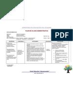 Plan de Clase Demostrativa Estruc.celula