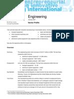 Sector Profile - Engineering