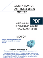 3phase Induction Motor