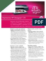HP DESIGNJET SERIE 130