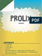 Prolix Rules
