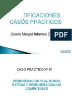 Casos Practicos Gratificaciones y CTS