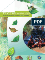 Manual de educación ambiental para docentes