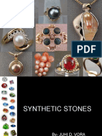 Synthetic Stones