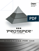 Protaper Universal - Directions for Use Tulsa