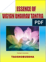 21712608 the Essence of Vigyan Bhairav Tantra