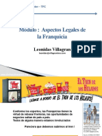 Franquicias Completa Leonidas Villagran