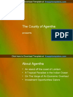 Abstract PowerPoint Templates - Flaglit