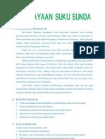 17670170 MAKALAH IBD Kebudayaan Suku Sunda