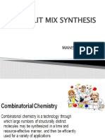 Split Mix Synthesis