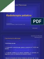 Radioterapia paliativa no cancro do pâncreas