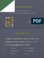 Radioterapia no tratamento do cancro do recto