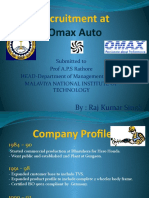 Omax HR 2