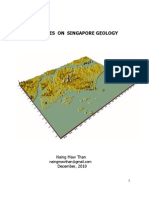 Notes on Singapore Geology_PPT Presentation