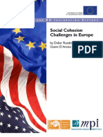 EUSocialCohesionChallenges