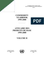 Unctad Yearbook 1995-2000 Vol 2