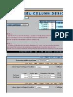 Copy of Steel Column Analysis Design Program