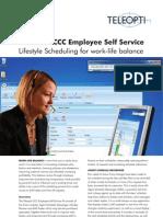 Teleopti CCC Empoyee Self Service Eng