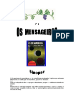 SINOPSE - OS  MENSAGEIROS