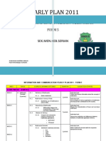 ICT Form 5_Yearly Plan 2011