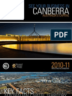 See Your Business in Canberra English Lores