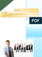 Project Managment & Application of Primavera p6