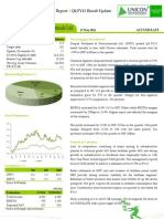 Deepak Fertilisers & Petrochemicals Ltd- Q4 FY11 Result Update