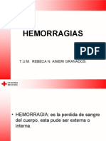 HEMORRAGIAS  rebeca