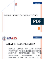 Fault Level Calculation_Methods