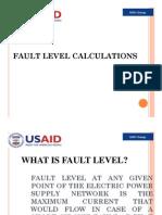 Fault Level Calculation_Methods