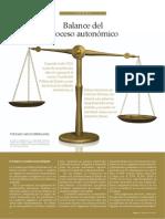 Balance Del Proceso Autonomico (Juan Carlos Urenda)