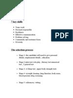 7 Key Skills