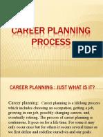 Career Planning (Short Version)